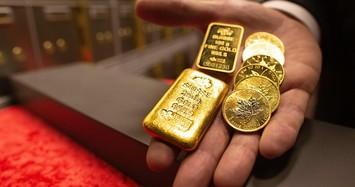 Giá vàng hôm nay: Tăng nhẹ phiên đầu tháng 3