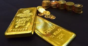 Giá vàng hôm nay: Thế giới tăng nhẹ, trong nước biến động trái chiều