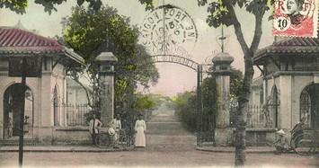 Ảnh quý về bệnh viện Phạm Ngọc Thạch ở Sài Gòn 1 thế kỷ trước