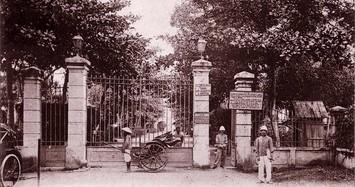 Ảnh hiếm về Bệnh viện Trung ương Quân đội 108 một thế kỷ trước