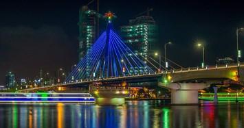 Sông Hàn ở thành phố Đà Nẵng đẹp mê hồn qua ống kính khách Tây