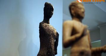 Vẻ đẹp của tượng Phật bằng gỗ cổ nhất Việt Nam