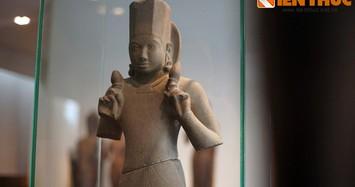 Xem kiệt tác nam thần của nền văn hóa Óc Eo