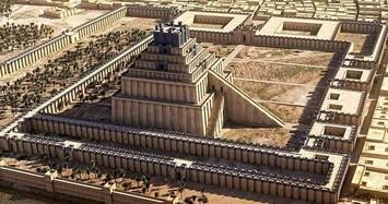 Bí ẩn về kim tự tháp của đế chế Sumer cổ đại