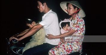 Loạt ảnh cực độc về TP. HCM đầu thập niên 1990