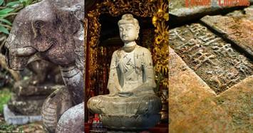 Cận cảnh chùa Phật Tích có lịch sử hình thành từ thời Lý