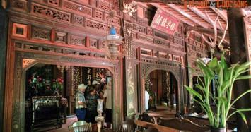 Cận cảnh kiến trúc tuyệt mỹ của nhà cổ đẹp nhất nhì miền Tây