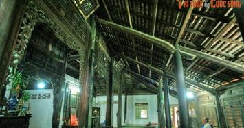 Nét đặc biệt trong nhà cổ nổi tiếng ở miền Tây