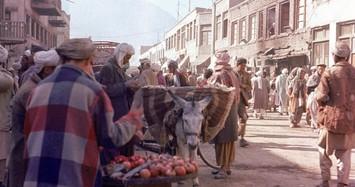 Khoảnh khắc tươi đẹp của thủ đô Afghanistan thập niên 1960