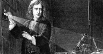 Issac Newton đã có phát kiến để đời khi cách ly vì đại dịch