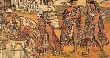 Sự thật về người Aztec và tục tế thần kinh hoàng
