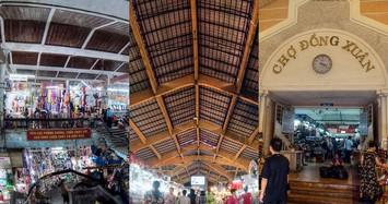 Điều thú vị ở ba khu chợ cổ biểu tượng cho ba miền Việt Nam