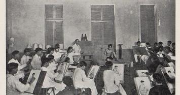 Loạt ảnh cực hiếm về lò đào tạo nghệ nhân Việt Nam đầu thế kỷ 20