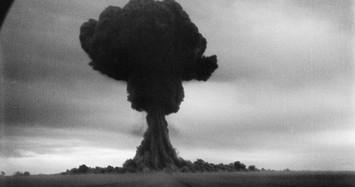 Biết gì về quả bom nguyên tử đầu tiên?