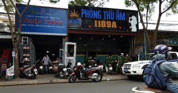 28 người Trung Quốc nhập cảnh trái phép trốn trong phòng thu âm ở Sài Gòn