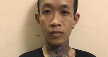 Truy nã gã thợ xăm chém người trong đêm ở Sài Gòn