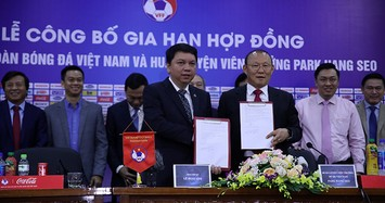 Vì sao Vingroup trả lương cho HLV Park Hang Seo?