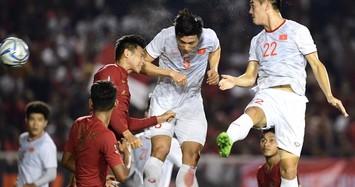 HLV Park triển khai lối chơi đánh vào điểm yếu nhất của Indonesia