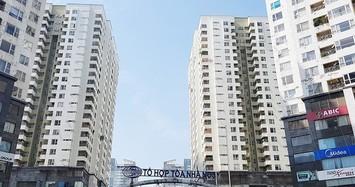 Khẩn trương dứt điểm vụ dùng tầng 1 chung cư làm nhà hàng ở Hà Nội