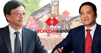 Đằng sau mối quan hệ 17.000 tỷ của Masan và Techcombank