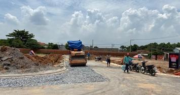 Nhiều dự án bất động sản tại Bình Dương xây dựng trái phép