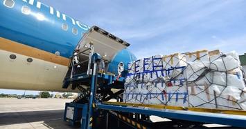 Sản lượng hàng hóa của Dịch vụ Hàng hoá Sài Gòn tăng tích cực