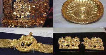 Kho báu khủng có hàng nghìn miếng vàng ở Afghanistan khiến Taliban ráo riết săn lùng