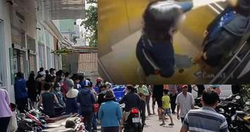 Video: Thương tâm cô gái 10X tử vong do kẹt thang máy