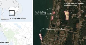 """Campuchia bí mật cho Trung Quốc """"thuê"""" quân cảng 30 năm?"""