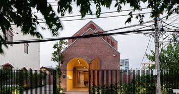 Ngôi nhà cửa vòm độc đáo ở Trà Vinh