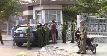 Truy tìm tài xế nghi trộm 8.000 USD của ông chủ người Hàn Quốc