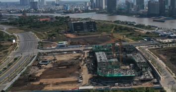 Cận cảnh dự án The Metropole Thu Thiem giá gần 115 triệu/m2