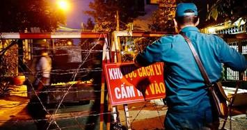Phong tỏa 1 tuyến đường ở Sài Gòn vì có ca nghi nghiễm COVID-19