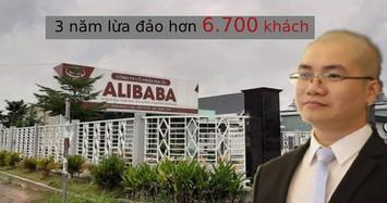 Bắt giám đốc làm hạ tầng cho Địa ốc Alibaba của Nguyễn Thái Luyện