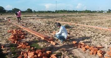 Bà Rịa - Vũng Tàu cấm chuyển nhượng, xây dựng tại dự án Khu dân cư số 1 Tây Nam