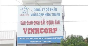 Ninh Thuận 'tuýt còi' doanh nghiệp phân lô bán nền tự phát