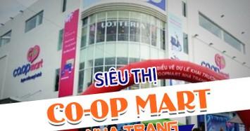 Siêu thị Co.op Mart Nha Trang: Lộ sai phạm xây dựng trên đất quy hoạch làm trụ sở cơ quan, văn phòng