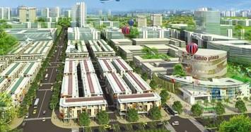 Phối cảnh một dự án khu dân cư ở xã An Phước huyện Long Thành, Đồng Nai