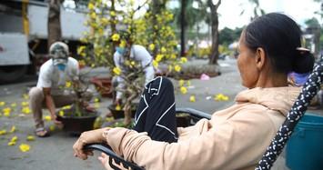 Buôn bán ế ẩm, tiểu thương cắt trụi mai tết ở Sài Gòn