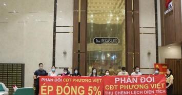 Những lùm xùm tại The Pegasuite của Phương Việt Invest