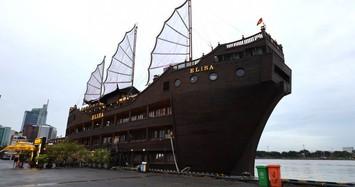 Yêu cầu Công ty Hào Huy di dời tàu nhà hàng Elisa tại bến Bạch Đằng