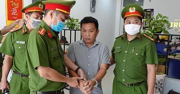 Vì sao giám đốc Công ty Trung Land bị bắt?