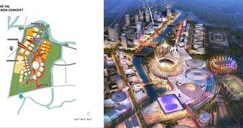 Đề nghị phê duyệt quy hoạch khu Thể dục thể thao Rạch Chiếc