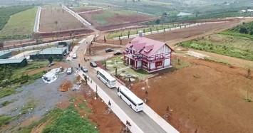 Chính quyền TP Bảo Lộc nói gì về 36 ha đất phân lô ở xã Đam B'ri?