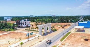 Hàng loạt dự án bất động sản ở Bình Định chưa đủ điều kiện kinh doanh đã rao bán