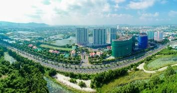 Toàn cành dự án Khu trung tâm Chí Linh. Ảnh: DIC Corp