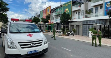 Hai người chết trong Công ty địa ốc Khang An nghi do sử dụng ma túy