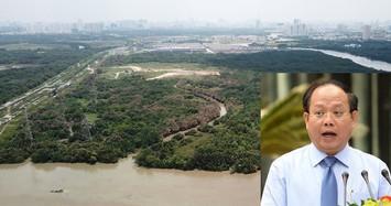 Dự án 32ha Phước Kiển liên quan ông Tất Thành Cang bị bán rẻ ra sao?