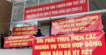Bà Rịa -Vũng Tàu yêu cầu xử lý dứt điểm sai phạm dự án Sơn Thịnh 2