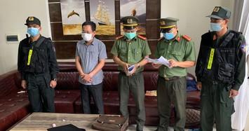 Bắt tạm giam cựu Chánh văn phòng Cảng hàng không quốc tế Phú Bài